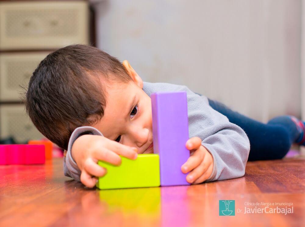 TDAH E Imunodeficiências Primárias